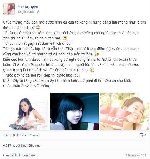 Mie 2013,Hot girl Mie,Hot girl Việt