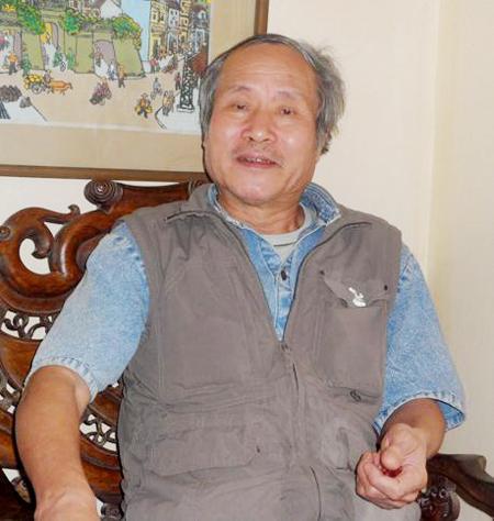 Tiến sĩ Vũ Thế Long - nguyên Trưởng ban nghiên cứu Con người và Môi trường (Viện Khảo cổ học Việt Nam).