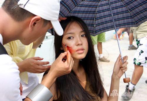 Trương Tử Lâm 2013,Hoa hậu thế giới 2007,Hoa hậu Trương Tử Lâm