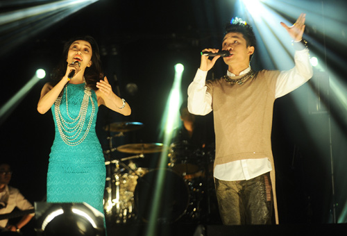 Liveshow Những Giấc Mộng Đêm Hè,Tùng Dương,Nhạc sĩ Quốc Trung