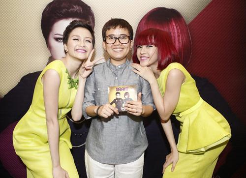 Phương Uyên 2013,Thiều Bảo Trang,Thiều Bảo Trâm,Bee.T,Nhạc sỹ Phương Uyên