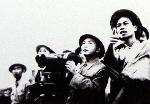 Võ Nguyên Giáp,Đại tướng Võ Nguyên Giáp,chiến dịch Điện Biên Phủ,chiến tranh việt nam