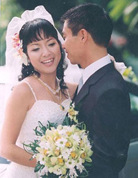 Ảnh cưới sao việt,Danh hài việt,Tự Long,Công Lý,Vân Dung