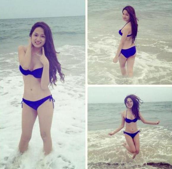 Hương Giang Idol  từ hot boy thành hot girl nóng bỏng