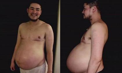 Người đàn ông đầu tiên ở việt nam mang bầu,người đàn ông sinh con