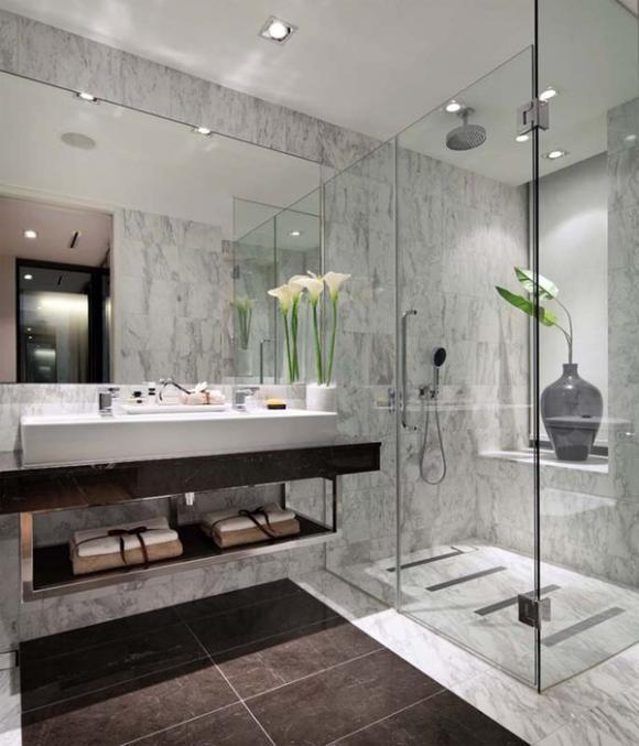 nha208jpg1379666126 Chia sẻ cách tận dụng từng centimet diện tích nhờ bài trí cho căn hộ 60m2