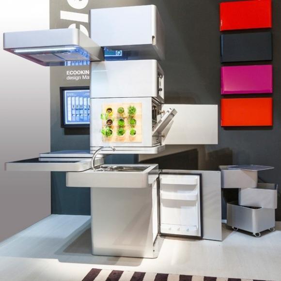 nhadep203jpg1379670726 Gợi ý những chiếc bếp đa năng tuyệt đỉnh cho mọi không gian