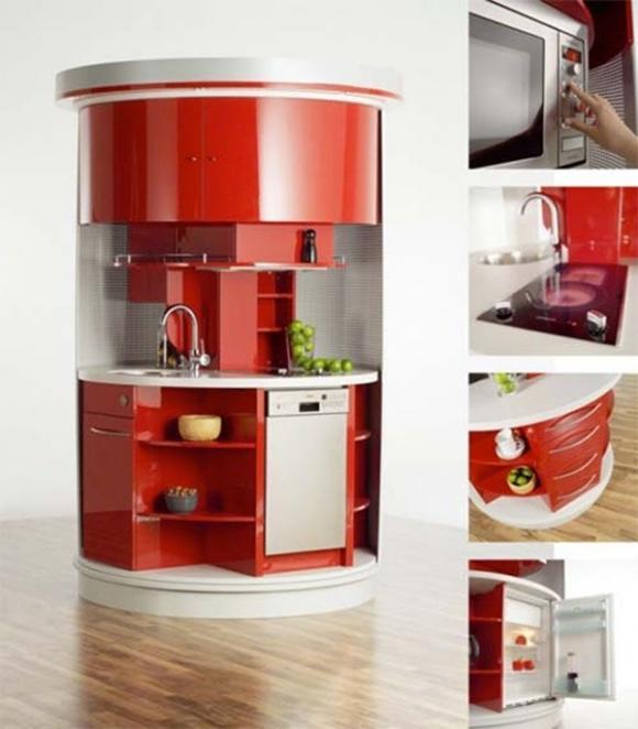 nhungchiecbepdanangtuyetdinhchomoikhonggianjpg1379670730 Gợi ý những chiếc bếp đa năng tuyệt đỉnh cho mọi không gian