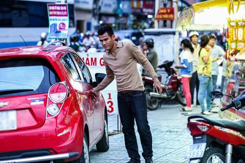Phan Thanh Bình,Thảo Trang 2013,Người mẫu Thảo Trang