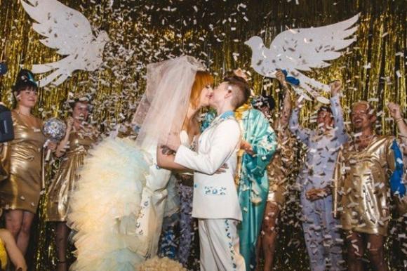 Đồng tính nữ,ảnh cưới các cặp đôi đồng tính nữ,Đám cưới,Ảnh cưới