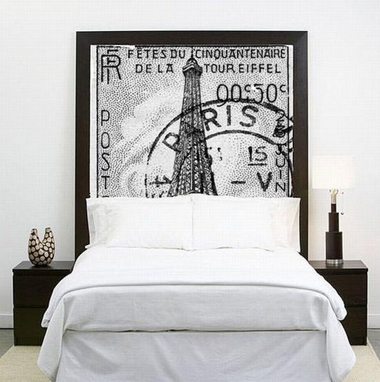 trangtridaugiuongbangnhungcachsangtaotuyetdoi4jpg1380353740 Gợi ý trang trí đầu giường bằng những cách sáng tạo tuyệt đối