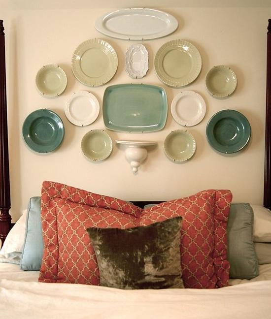 trangtridaugiuongbangnhungcachsangtaotuyetdoijpg1380353619 Gợi ý trang trí đầu giường bằng những cách sáng tạo tuyệt đối