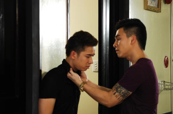 sao Việt, Tiến Dũng chia tay Hải Băng, người yêu Tiến Dũng, Tiến Dũng đánh nhau với Lê Hoàng, MV Đừng giận anh nữa