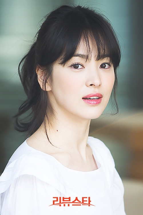 Song Hye Kyo, Song Hye Kyo hét vì thấy phóng viên, Song Hye Kyo bị quây màn kín mít, Song Hye Kyo hét vì phóng viên chụp trộm