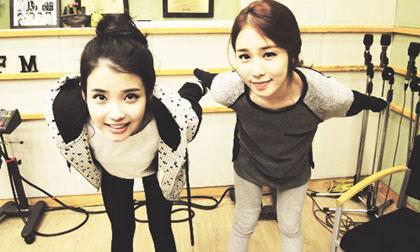 IU,Yoo In Na,sao Hàn