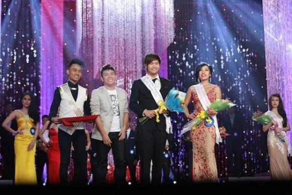 Hoa hậu - Nam vương người Việt thế giới 2014, Minh Chánh Entertainment,  Tường Vy, Nam vương & Hoa hậu người Việt Thế giới, Nam vương và Hoa hậu người Việt Thế giới