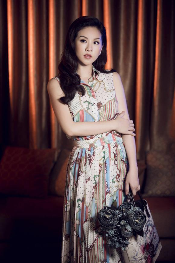 sao Việt, Hoa hậu phu nhân thế giới người Việt 2012, hoa hậu Thu Hoài, Thu Hoài từ chối dự thi Mrs Universe, Hoa hậu Qúy bà Hoàn vũ