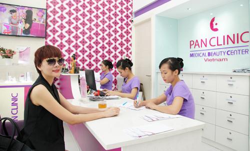 Dương Yến Ngọc, Panclinic Spa, Trị nám da, Thẩm mỹ viện trị nám da