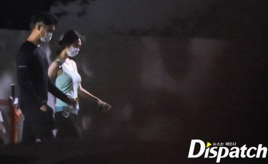 Sulli f(x),Choiza,Sulli hẹn hò đàn anh hơn 14 tuổi,SM Entertainment thừa nhận mối quan hệ của Sulli