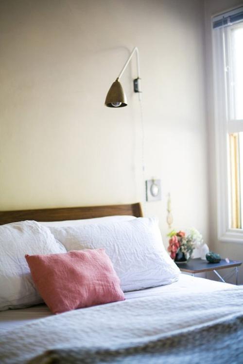 5 cách đơn giản làm đẹp phòng ngủ - 1