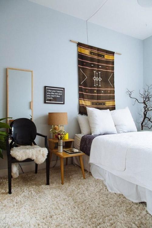 5 cách đơn giản làm đẹp phòng ngủ - 2