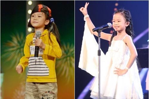 Ca sĩ nhí,ca sĩ nhí của Vietnam's Got Talent ngày ấy và bây giờ