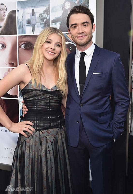 bạn gái Brooklyn Beckham,con trai cả nhà Becks,Brooklyn Beckham và Chloe Moretz hẹn hò,lộ ảnh con trai cả nhà Becks đi sự kiện cùng bạn gái