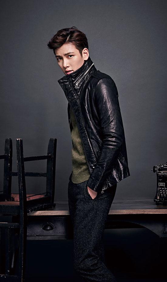 Ji Chang Wook,vẻ đẹp trai và nam tính của Ji Chang Wook,bộ sưu tập thu đông của ADHOC,diễn viên Hoàng hậu Ki