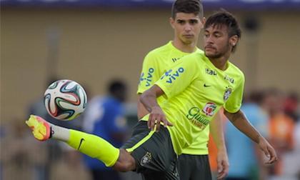 Cầu thủ neymar, đội tuyển braxin,world cup 2018
