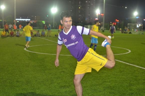 Câu lạc bộ bóng đá ngôi sao việt nam,ngôi sao fc,đội bóng ngôi sao,triệu quang hà,hồng sơn
