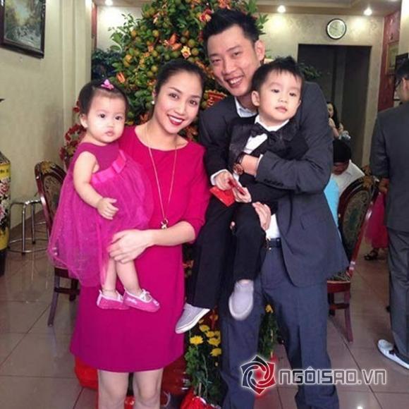 ốc thanh vân mang thai,gia đình hạnh phúc của ốc thanh vân,con trai ốc thanh vân,con gái ốc thanh vân,sao việt