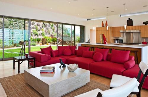 sofa đỏ2