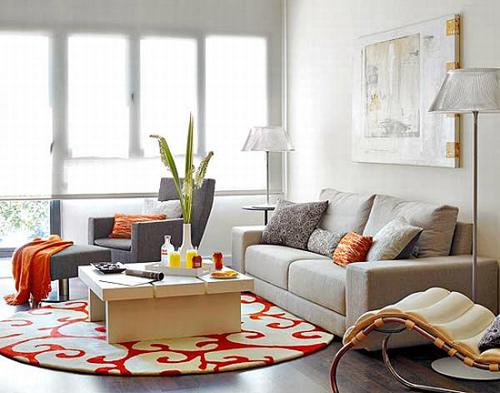 Phòng khách,thiết kế phong thủy phòng khách,thiết kế phòng khách 'hút' quý nhân, tài khí