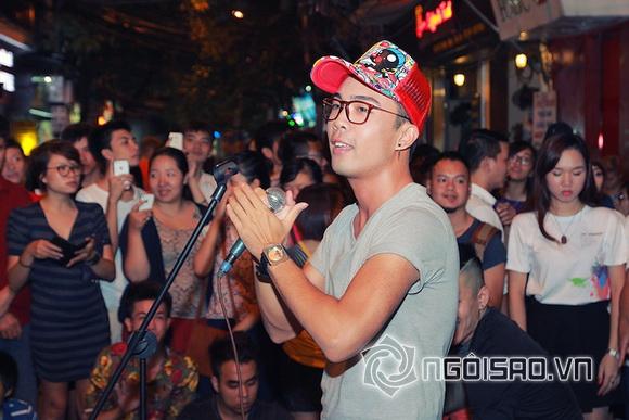 Sao việt,sao viet,ca sĩ lê vũ bình,sao mai điểm hẹn 2014,trung quân idol,Festival Âm nhạc quốc tế Monsoon