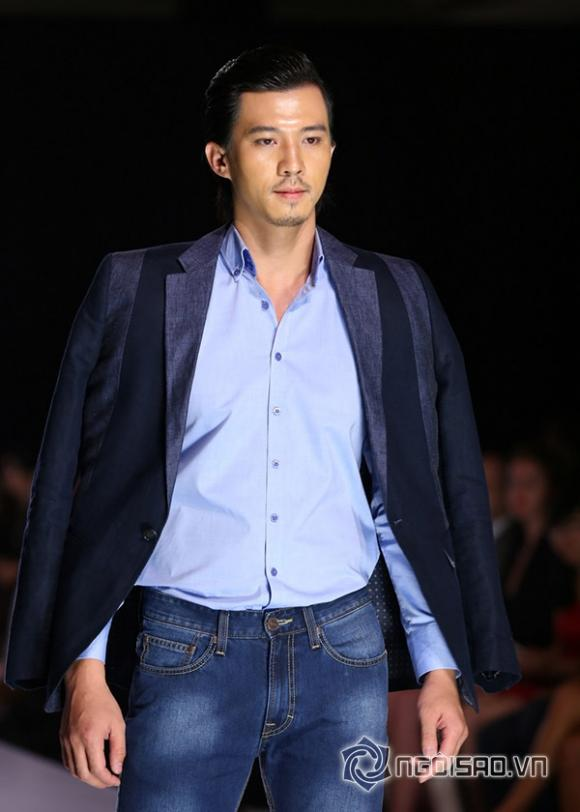 Đức Hải, siêu mẫu Đức Hải, giải nhì tại cuộc thi Tìm kiếm người mẫu Châu Á 1995, Thời trang và Nhân vật, Hà Anh, Thời trang thu đông, Trai nhảy