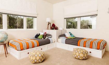 phong thủy, phòng ngủ, kê giường, đặt sai giường