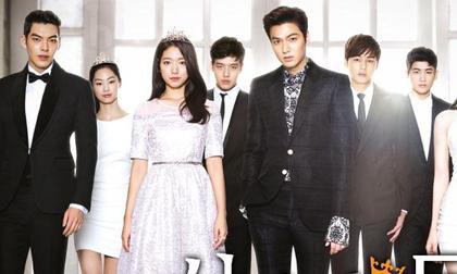 Những người thừa kế,Kim Tae Hee,Kim Mi Kyung,ảnh hậu trường của Kim Mi Kyung,nhan sắc của Kim Mi Kyung,Hi bye Mama,sao Hàn