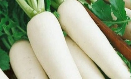 củ cải trắng, củ cải, sức khỏe
