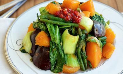 dạy nấu ăn, mẹo hay, xào rau xanh