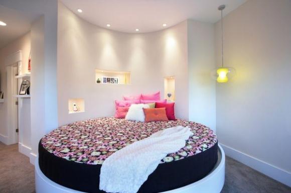 51732 20140120113011 jpg4 Thiết kê và làm mới ngôi nhà bạn với giường tròn độc đáo