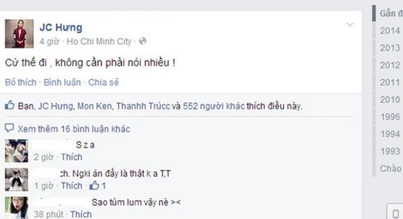 sao Việt, Hoàng Tôn, học trò Mỹ Linh, Hoàng Tôn The Voice, Hoàng Tôn ám chỉ rời nhóm FB Boiz