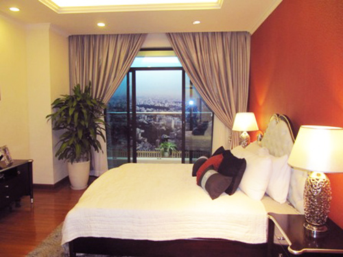 Mãn nhãn căn hộ chung cư cao cấp Hà Nội giá...8 tỷ đồng - 5