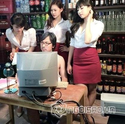 giáo sư Xoay, cù trọng Xoay, 3 cô gái, xinh đẹp, tò mò