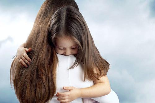 Con,con cái,con chính là thiên thần của mẹ
