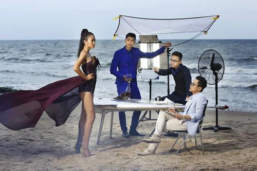 NTK Công Trí, Nhiếp ảnh gia Bobby, Hữu Long, Mâu Thủy