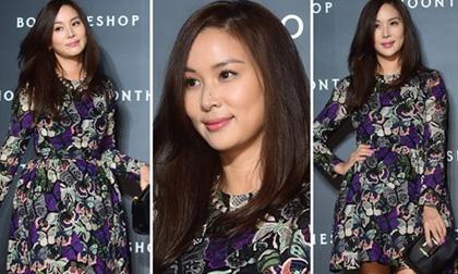 sao Hàn,vợ Jang Dong Gun,Go So Young,Jang Dong Gun