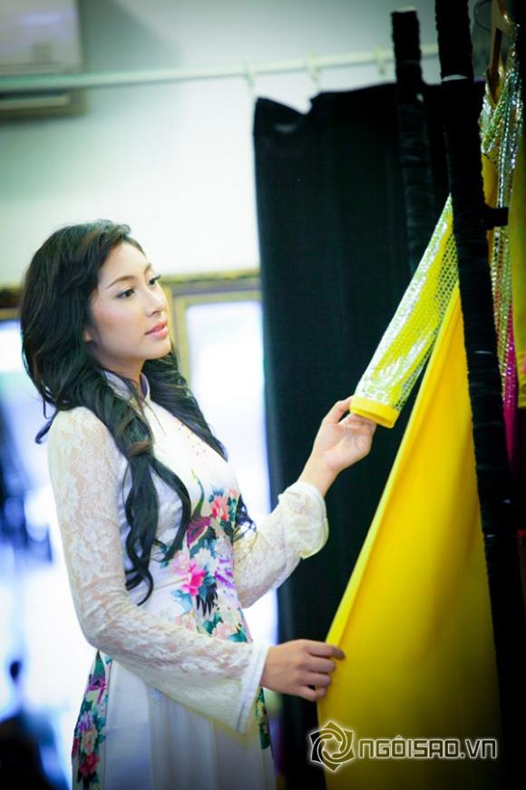 Đặng Thu Thảo, Miss International 2014, Hoa hậu Quốc tế tại Nhật Bản, Võ Việt Chung