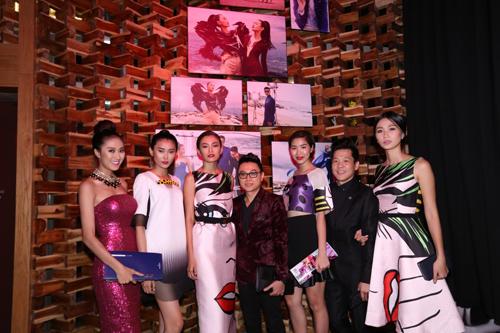 Mâu Thanh Thủy, NTK Công Trí, Nhiếp ảnh gia Bobby Nguyễn