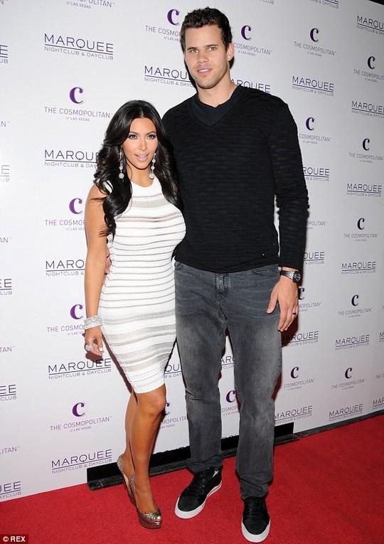 Kim Kardashian, Đám cưới Kim Kardashian, Kris Humphries