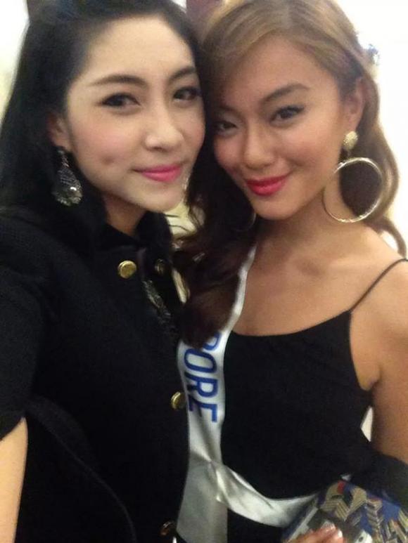 Đặng Thu Thảo, Hoa hậu Quốc tế 2014, Miss International 2014